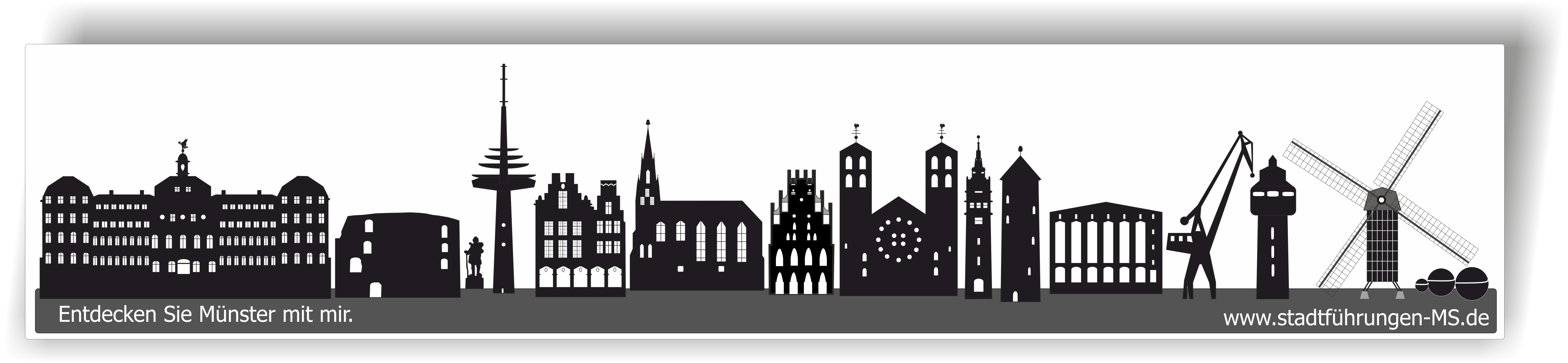 Münster-Silhouette_Dipl. Ing. Klaus Küper_2021